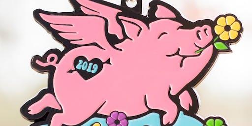 Now Only $10! The Pig Day 5K & 10K-Cincinnati