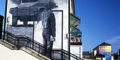 Art, Conflict & Remembering: The Murals of the Bogside Artists tickets