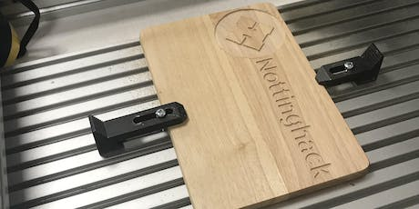 CNC Engraving for Beginners tickets