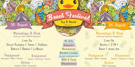 Beachfestival 2019 Tickets