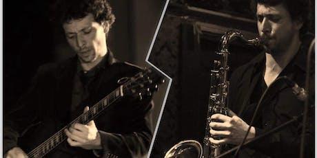 Jazz evening (saxophones & guitar) tickets