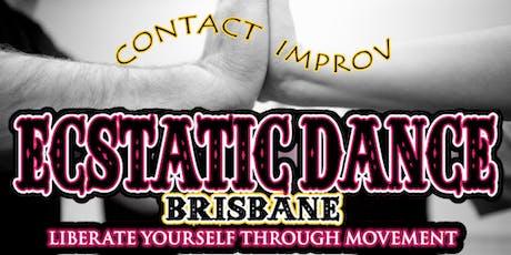 Ecstatic Dance & Contact Improvisation tickets