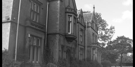 RYECROFT HALL GHOST HUNT 21/09/2019 **DEPOSIT OPTION AVAILABLE** tickets