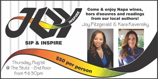 JOY!: Sip and Inspire
