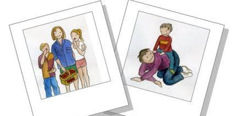 Tuning in to Kids (II) - Emotionally Intelligent Parenting (Session 1 - 31/7) tickets