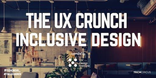 UX Crunch Amsterdam: Inclusive Design