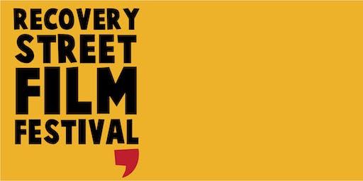 Recovery Street Film Festival 2019