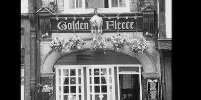 THE GOLDEN FLEECE  INTERACTIVE GHOST HUNT 1/2/2019