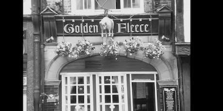 THE GOLDEN FLEECE  INTERACTIVE GHOST HUNT 1/2/2019 tickets