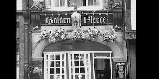 THE GOLDEN FLEECE  INTERACTIVE GHOST HUNT 1/2/2019