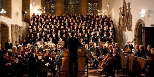 Special Organ Recital: Augustiner-Kantorei of Erfurt