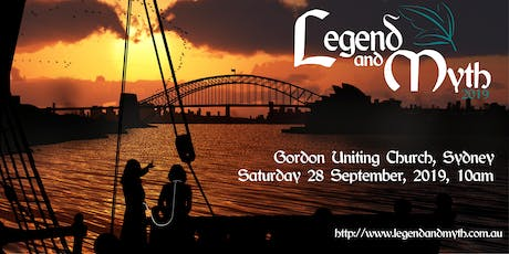 Legend and Myth Convention - an Australian Convention for The Wheel of Time tickets