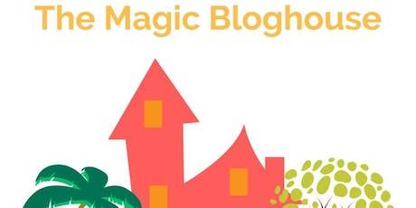 """Bloggerschreibwerkstatt """"The Magic Bloghouse"""" Tickets"""