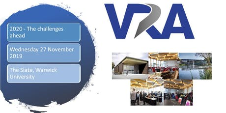 Vehicle Remarketing Association Seminar 2019 tickets