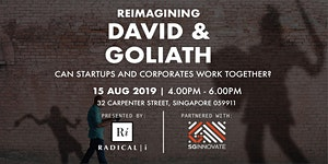 Reimagining David and Goliath: Can Startups and...