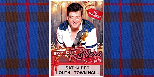 LTH Live! and the Gig Cartel present Les McKeown's Bay City Rollers
