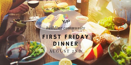 First Friday Shabbat Dinner With Hosts tickets