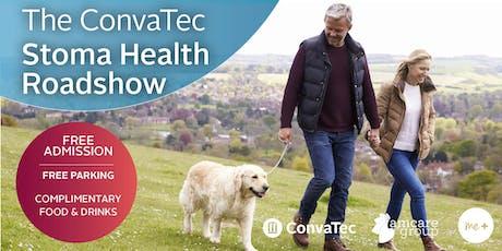 ConvaTec Stoma Health Roadshow - Surrey tickets