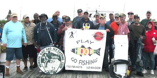 Disabled Veterans Charter Fishing Trip
