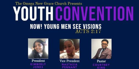 Youth Convention 2019 tickets