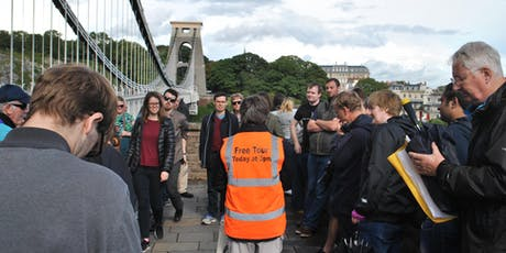 Free Bridge Tour - Summer Holidays 2019 - Meet at the Clifton Toll Booth tickets