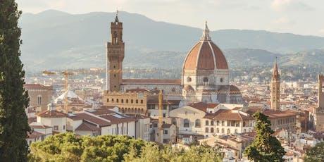 HotelCamp Firenze 2019 biglietti
