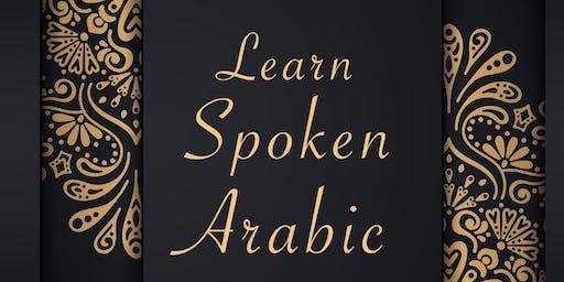 Spoken Arabic for Non Arabic Speakers