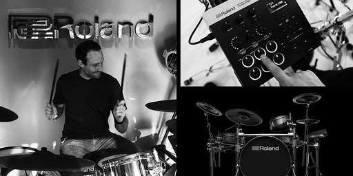 Learn to Play Drums in 60 Seconds - Guitar Guitar Epsom - July 24th
