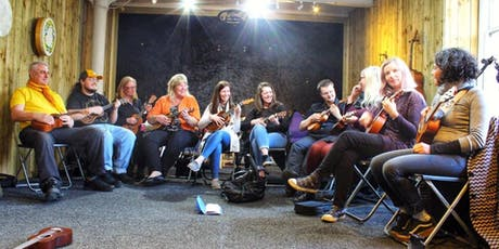 Free Ukulele Taster Workshop  tickets