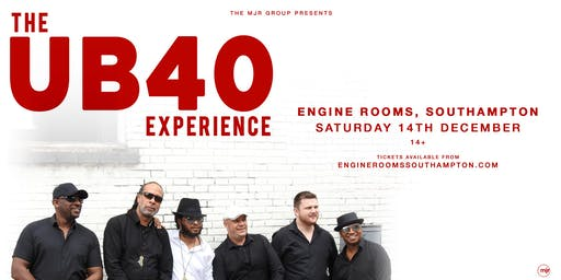The UB40 Experience (Engine Rooms, Southampton)