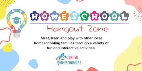 Homeschool Hang Out  tickets