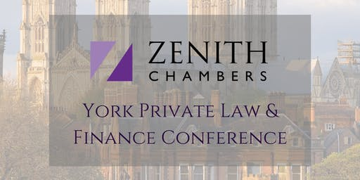 York Private Law and Finance Conference