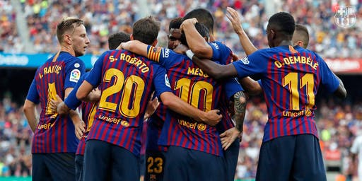 FC Barcelona v CD Leganés - VIP Hospitality Tickets