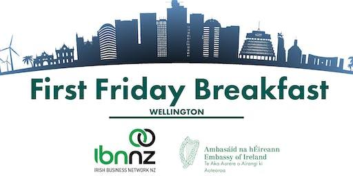 First Friday Irish Breakfast August