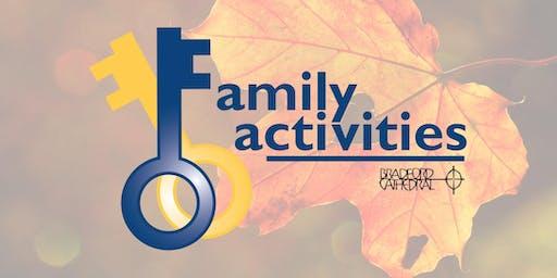 October Half-Term Family Activities