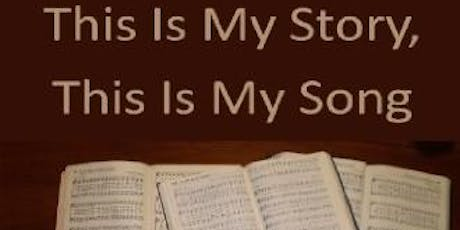 'Hymns & Arias' An Evening of Hymns and Stories tickets