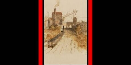 NEIMME Lecture - The Railway Revolution - (New Book by Les Turnbull) tickets