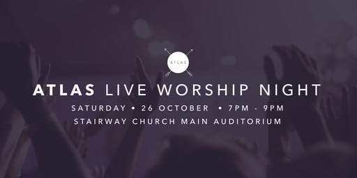 Atlas: LIVE Worship Night Recording