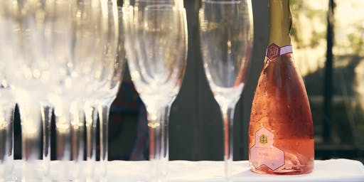 "Wine Tasting in Richmond :""A Selection of Refined Rosé & Sparkling Wines"""