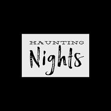 Haunting Nights  logo
