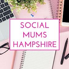 Social Mums Hampshire - Winchester logo