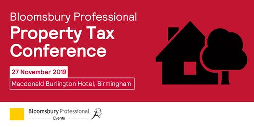 Bloomsbury Professional: Property Tax Conference