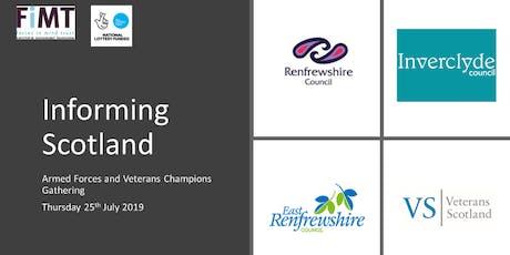 Informing Scotland - West Region tickets