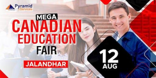 Mega Canadian Education Fair 2019 - Jalandhar