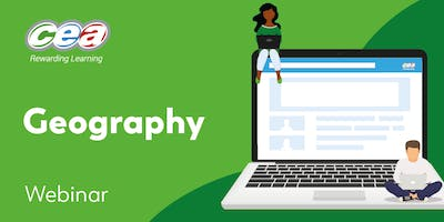 CCEA A2 Geography Subject Support Webinar