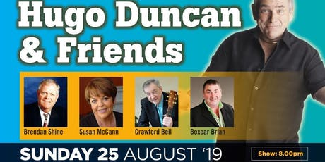 Hugo Duncan & Friends tickets