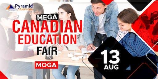 Mega Canadian Education Fair 2019 - Moga