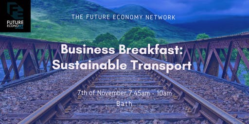 Business Breakfast: Sustainable Transport