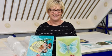 'Inspiration' Workshop - Glass Fusing with Enamels tickets