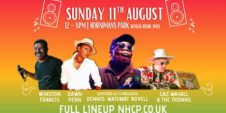Notting Hill Carnival Pioneers Festival tickets
